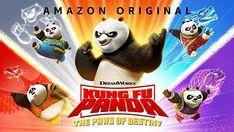 Prime Video: Series Spider Man 2, Prime Video, Kung Fu, Dreamworks, Destiny, The Originals