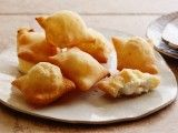 Cooking Channel serves up this Panzerotti di Ricotta e Mozzarella recipe from David Rocco plus many other recipes at CookingChannelTV.com