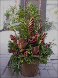 Winter basket winter holidays pinterest products hanging christmas urn solutioingenieria Gallery