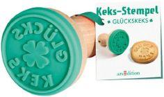 """Keks-Stempel """"Glückskeks"""""""