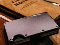 Slim, RFID-blocking wallet. Ditch the bulky wallet. Free Shipping Worldwide.