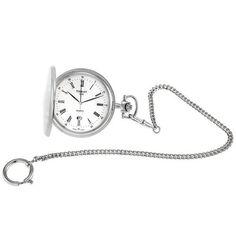 Tissot Savonnettes Stainless Steel Pocket Watch (W-T83655313)