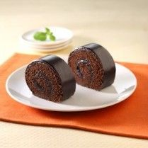 CHOCOLATE ROLL CAKE http://www.sajiansedap.com/mobile/detail/19093/chocolate-roll-cake