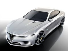 Alfa Romeo Giulia concept render Some of the concept cars that have been made by the Italian Alfa Romeo company. Best Car Ever. Love Red heart and soul, best sport jot car. Sexy,