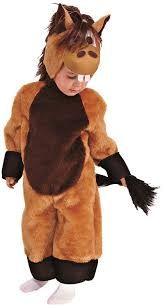 Resultado de imagen para como hacer un disfraz de caballo para niño