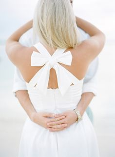 Little white dress: http://www.stylemepretty.com/collection/2322/ Photography: Julie Cate - http://www.juliecate.com/