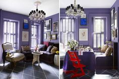 Living Room Turned Dining Room | 10 of the Smallest Rooms We've Ever Seen - Yahoo Shine