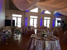 Florals and specialty linens