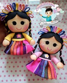 Polymer Clay Figures, Fimo Clay, Polymer Clay Crafts, Mexican Party, Sewing Pillows, Pasta Flexible, Foam Crafts, Xmas Ornaments, Clay Projects