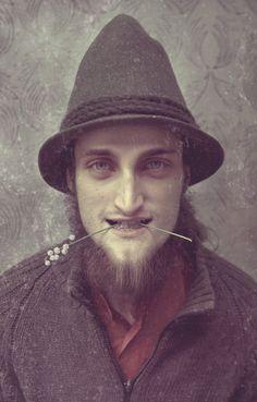 Strange Portraits by Pawel Bajew_18
