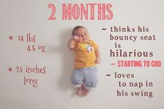 Baby monthly pictures   Bethesda, MD Newborn Baby and Family Photographer - Tonya Teran Photography