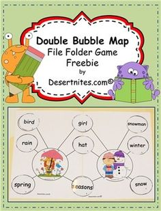 1000 images about free printables on pinterest apraxia for Free file folder game templates