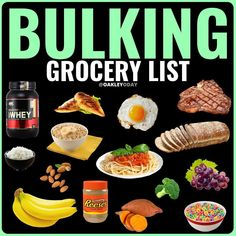 """The term """"correct nutrition"""" is often misinterpreted by individuals and many individuals don't totally understand how to execute into their every day lives. This article is going to break down exactly what proper nutrition implies. Bulking Meals, Bulking Diet, Weight Gain Meals, Healthy Weight Gain, How To Gain Weight, Gain Weight Men, Weight Loss, Lose Weight, Reduce Weight"""