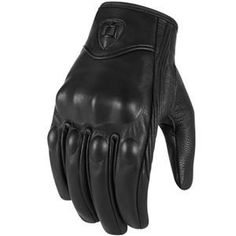 Icon Womens Pursuit Touchscreen Gloves - Stealth