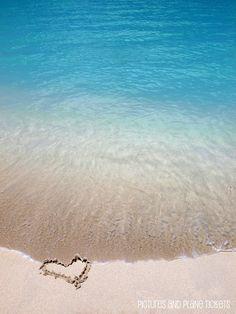 St. Maarten: Beautiful beach!