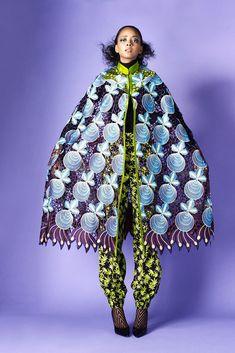 Duro Olowu Fall 2012 Ready-to-Wear Fashion Show