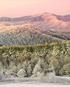 Appalachian Winter