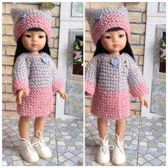 Комплекты одежды на кукол Паола Рейна / Одежда для кукол / Шопик. Продать купить куклу / Бэйбики. Куклы фото. Одежда для кукол