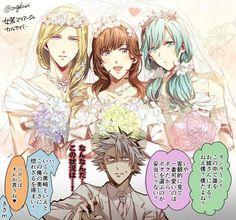 Uta no Prince-sama Anime Harem, Otoya Ittoki, Kamigami No Asobi, Otaku, Cute Anime Pics, Dating Sim, Shy Girls, Uta No Prince Sama, Shinigami