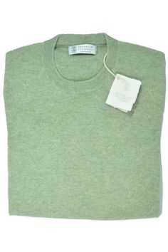Brunello Cucinelli cashmere sweater at 50% off. Men Collection Online.