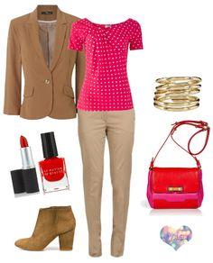 Moda para mujeres maduras tendencias o i 2014 2015 - Que colores combinan con el beige ...