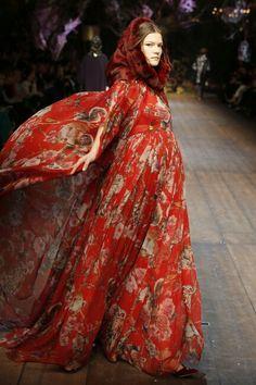 Italian Little Red Riding Hood