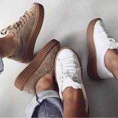 Image de rihanna, shoes, and creepers