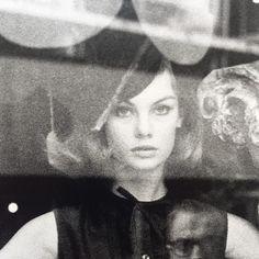 DAVID BAILEY. M: Jean Shrimpton.