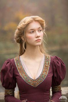 Medieval Fashion, Medieval Dress, Medieval Clothing, Medieval Outfits, Medieval Hair, Medieval Wedding, Steampunk Clothing, Steampunk Fashion, Medieval Princess