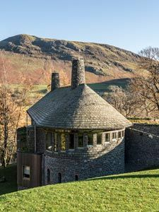 Rigg Beck is a new five bedroom house is set within the tightly controlled Lake District National Park, just off the Keswick to Buttermere road. The house offers a modern and rigourously detailed interpretation of Lake District vernacular architecture.