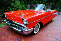1957 1957 Chevrolet Bel Air 150/210 bRed, for sale in United States, $16,200.