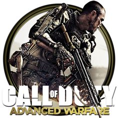 Call of Duty Advanced Warfare Dock Icon by OutlawNinja on DeviantArt