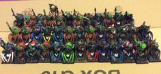 38 Goblin Spider Riders in Toys & Games, Wargames & Role-Playing, Warhammer   eBay