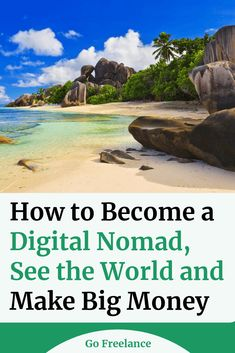 Want to see the world? Here's how to start an online business that allows you to see the world and make great money as you go! Work From Home Jobs, Make Money From Home, Way To Make Money, Earn Money Online, Make Money Blogging, Home Based Business, Online Business, Online Writing Jobs, Part Time Jobs