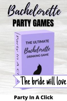 Planning a Bachelorette party and looking for some fun drinking games? Bachelorette party games are the key to any amazing bachelorette!  Group drinking games are key and this hilarious bachelorette game will get you and the girls laughing, drinking and having a great time! All in a click of a button! bachelorette party ideas girl night |  party drinking games alcohol | girls night party | girls night games ideas | bachelorette drinking | Bachelorette party ideas girl night Bachelorette Drinking Games, Adult Drinking Games, Bachelorette Party Themes, Girls Night Games, Girl Night, Bridal Shower Party, Party Printables, Birthday Party Decorations, Along The Way