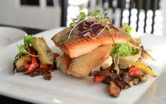 NYE Menu Andolinis Restaurant Andover Ma - Salmon