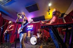 """Do512 Lounge Sessions: The Bright Light Social Hour - """"Detroit"""""""