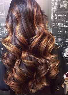 Perfect for Fall highlights!!