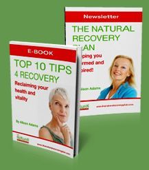 Natural Recovery for Chronic Fatigue Syndrome, Fibromyalgia, Autoimmune Disease
