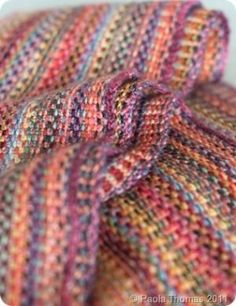Linen Stitch: Works on an even number of stitches. Row 1: *Knit 1, slip 1 with yarn in front. Repeat from * across, ending with a knit 1. Row 2: *Purl 1, slip 1 with yarn in back. Repeat from * across, ending with a purl 1. Repeat these two rows for pattern. When slipping stitches, always slip as if to purl.. by niedn