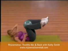 Healthy Abs and Back  Lower Belly