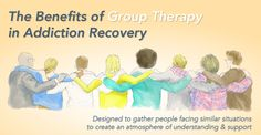 Group #therapy for #addiction #recovery relies solely on the participation and dedication of the #group. If #communication is difficult, allow yourself time to become acclimated to the program. While group therapy can seem invasive in theory, many members leave sessions with a sense of relief.