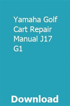 8 Best golf cart repair images in 2016 | Golf cart repair ... J Western Star Wiring Diagram on
