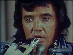 Elvis Presley Press Conference