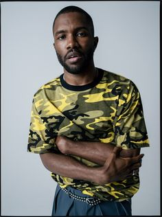 "Frank Ocean is a ""New Original"" as he covers the most recent issue of W magazine. Tim Walker photographs the singer for the occasion. Christopher Robin, Tim Walker, John Maxwell, Latest Music, New Music, Abraham Lincoln, Channel Orange, The Fashionisto, W Magazine"