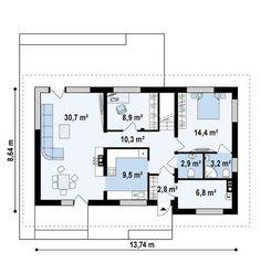 Casa moderna de 5 quartos ♥♥