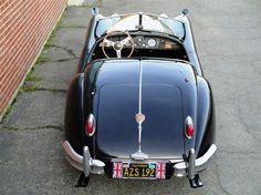 My Dream Car 1957 jaguar roadster!