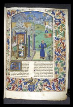 Augustine and Charles V