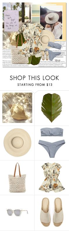 """""""Please don't forget me"""" by undici ❤ liked on Polyvore featuring Varaluz, Straw Studios and Mint Velvet"""