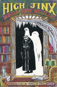 High Jinx by Donald & Abby Westlake, cover by Edward Gorey